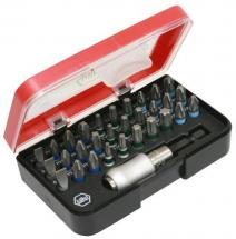 Wiha Professional Mixed Bit Box Set 31 Pcs