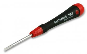 Wiha 3x50mm PicoFinish Slotted Screwdriver