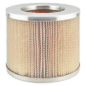 Baldwin Air Filter, 6-5/16 x 5""