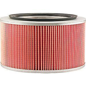 Baldwin Air Filter, 7-9/32 x 4-13/32""