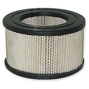 Baldwin Air Filter, 6-3/16 x 5-19/32""