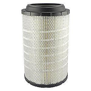 Baldwin Air Filter, 9-1/8 x 16-5/32""
