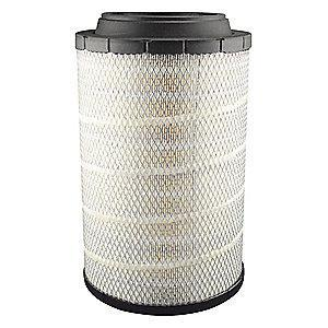 Baldwin Air Filter, 9-25/32 x 16-5/32""