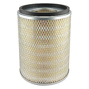 Baldwin Air Filter, 8-3/8 x 10-1/2""
