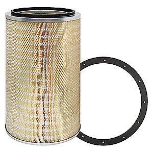 Baldwin Air Filter, 12-3/4 x 23""