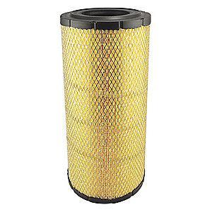 Baldwin Air Filter, 8-5/32 x 16-9/16""