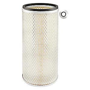 Baldwin Air Filter, 6-3/8 x 14-3/16""