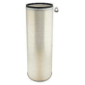 Baldwin Inner Air Filter,9-11/32 x 25-9/32""