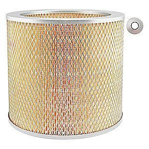 Baldwin Air Filter, 10-7/32 x 9""