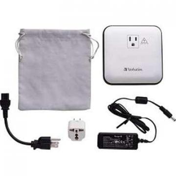 Verbatim Portable Power Outlet 12000MAH