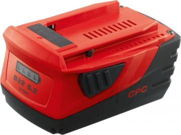 Hilti 22V Lithium Ion Battery B 22 5.2 CMS