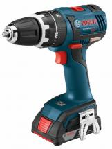 "Bosch 18 V EC Brushless Compact Tough 1/2"" Hammer Drill/Driver"