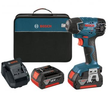 "Bosch 1/2"" 18 V Impact Wrench"