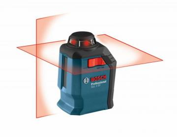 Bosch 360° Horizontal Cross-Line Laser