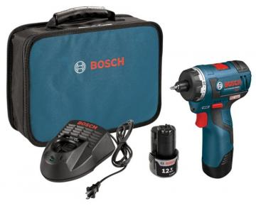 Bosch 12 V Max EC Brushless Two-Speed Pocket Driver