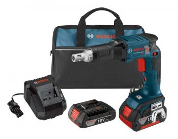 Bosch Brushless 18 V Cordless Screwgun