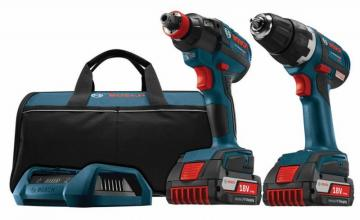 Bosch 18 V Wireless Charging 2-Tool Combo Kit