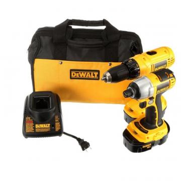 DeWalt Two-Piece Combo Kit