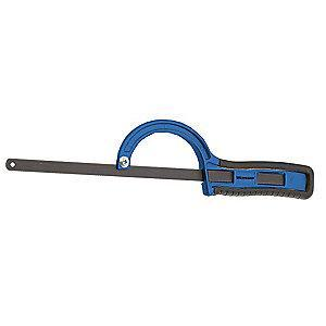 "Westward 12"" Mini Hacksaw for Metal, 12"" Blade Length"