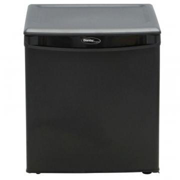 Danby Designer 1.7 cu. ft. Compact All-Fridge in Black