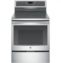 GE 30-inch Freestanding Induction Range with Self Cleaning Oven - 5.3 cu.ft.