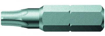 Wera TX10 x 25mm Extra-Tough Torx 5 Lobe Screwdriver Bit