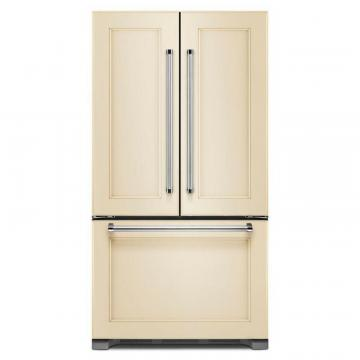 KitchenAid 21.9 cu. ft. Counter-Depth French Door Refrigerator with Interior Dispenser