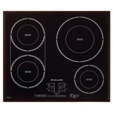 "KitchenAid 24"" Euro Induction Cooktop"