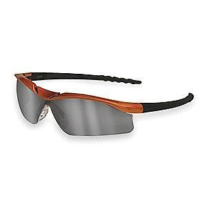 MCR Safety Dallas Anti-Fog, Scratch-Resistant Safety Glasses, Indoor/Outdoor Lens Color