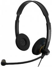 Sennheiser SC 60 USB ML Binaural Noise Cancelling Telephone Headset