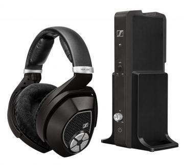 Sennheiser Wireless Headphone System with Manual Level Control