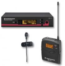 Sennheiser Wireless Clip-On Microphone System, CH38