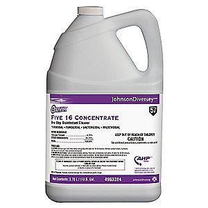Diversey Cleaner and Disinfectant, 1 gal. Jug