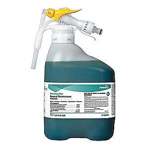 Diversey Neutral Disinfectant Cleaner, 5L Hose End Sprayer