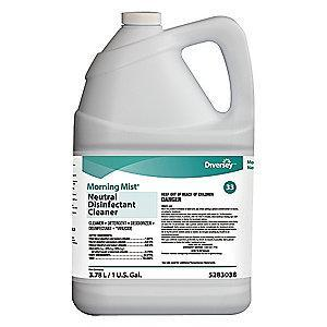 Diversey Cleaner and Disinfectant, 1 gal. Pail