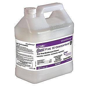 Diversey Cleaner and Disinfectant, 1.5 gal. Jug