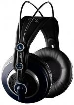 AKG Professional Semi-Open Studio Headphones