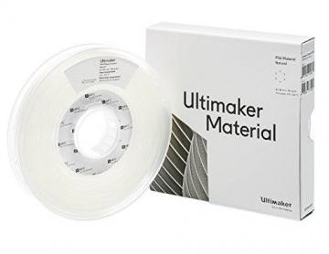 Ultimaker Natural PVA 3D Printer Filament Material, 350g