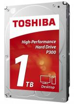 "Toshiba P300 3.5"" Internal Hard Drive SATA 6GB/s - 1TB, 7200RPM"