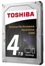 "Toshiba X300 3.5"" Internal Hard Drive SATA 6GB/s - 4TB, 7200RPM"