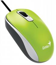 Genius DX-110 USB Optical Mouse Green