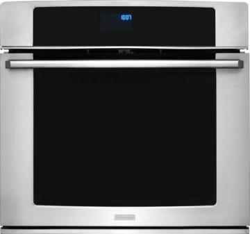 Electrolux 30 Inch Electric Single Wall Oven With Wave-Touch Controls