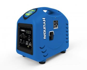 Hyundai HY2000si Portable Gas Powered Inverter Generator