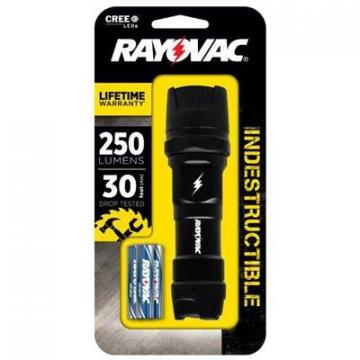 Rayovac Indestructible LED Flashlight