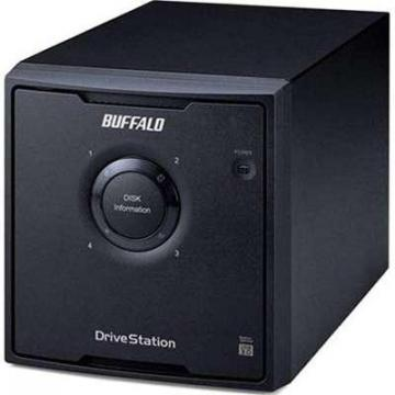 Buffalo DriveStation Quad 12TB 4-Bay USB 3.0 RAID Array (4 x 3TB)
