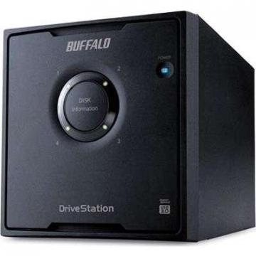 Buffalo DriveStation Quad 16TB 4-Bay USB 3.0 RAID Array (4 x 4TB)