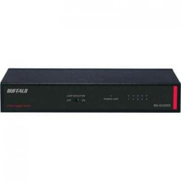 Buffalo 5-Port Desktop Gigabit Green Ethernet Switch