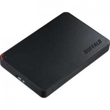 Buffalo 1TB Ministation USB 3.0 Portable Hard Drive PC Mac Time Machine