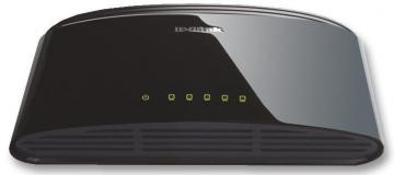 D-link 5-Port Fast Ethernet Unmanaged Desktop Switch