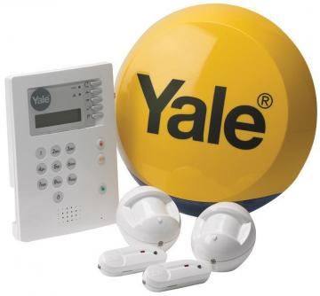 Yale Family Wireless Alarm System